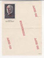 Au Plus Rapide Papier à Lettre ? En-tête Maréchal Pétain Photo Suivez-moi Gardez Votre Confiance En La France éternelle - 1939-45