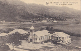 PHILIPPINES :  Trinidad L'église  .  Mission Van Scheut - Philippines
