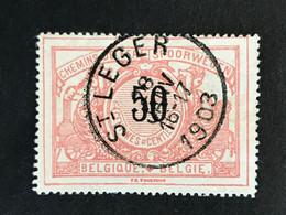TR 21 Obl. ST LEGER [S] - 1895-1913