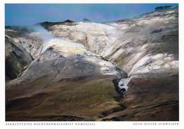 1 AK Island * Zerklüftetes Hochthermalgebiet Námafjall - Das Liegt Im Mývatn-Gebiet * - Islanda