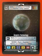 Star Trek CCG (Voyager) Mission – Acquire Technology (uncommon) - Star Trek