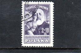 POLOGNE 1947 O - 1944-.... Republik