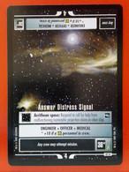 Star Trek CCG (Voyager) Mission – Answer Distress Signal (uncommon) - Star Trek