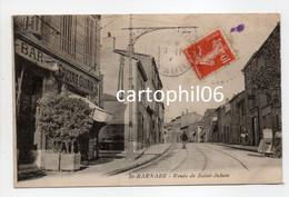 - CPA SAINT-BARNABÉ (13) - Route De Saint-Julien (BAR - EPICERIE GUERIN) - - Otros Municipios