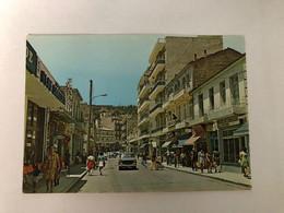 GREECE - KOZANI - THE CENTRE OF THE TOWN  - 1965 - POSTCARD - Grecia