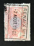 TR 35 Obl. RENAIX No1 [S] - 1895-1913