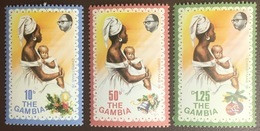 Gambia 1976 Christmas MNH - Gambia (1965-...)