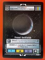 Star Trek CCG (Voyager) Mission – Prevent Annihilation (uncommon) - Star Trek