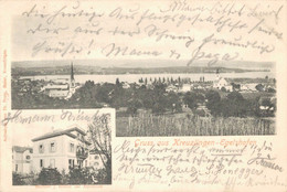 Kreuzlingen Egelshofen Kanton Thurgau 1902 - TG Thurgau