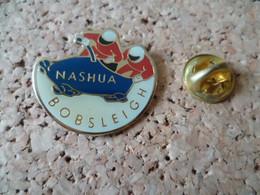 PIN'S   BOBSLEIGH  NASHUA - Sport Invernali