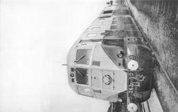 Thème Train Loco Diesel électrique Gde Vitesse Locomotives Du Sud Est  (ex PLM) CP Ed. H.M.P. N°550 Locomotive Vapeur - Treni