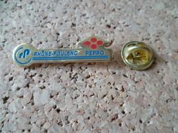 PIN'S   RHONE POULENC PEPRO - Pin's
