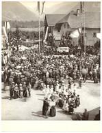 1959 - Héliogravure - Chamonix (Haute-Savoie) - Inauguration Du Monument à Saussure - PRÉVOIR FRAIS DE PORT - Unclassified
