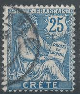 Lot N°58464  N°9, Oblit Cachet à Date De La Canee - Oblitérés