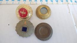 Argentina Argentine Armee Army Police Badge Badges 4 Insignes #18 - Abzeichen & Ordensbänder