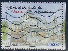 YT 4731-1 Cathedrale Almudena - Oblitérés