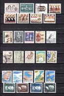 Yugoslavia  1961-62  .-  Y&T  Nº  876/877-878-879/884-885-886-887-888-889-890/891-892/896-898/899-901/904 - Used Stamps