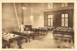 BRUXELLES - Hôpital Militaire - Réfectoire Du Personnel - N'a Pas Circulé - Salute, Ospedali