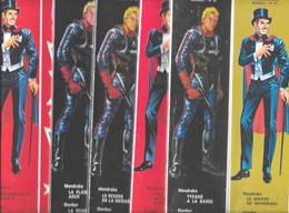 Spécial MANDRAKE (Flash Gordon)-éd.des Remparts 1970/71(7 Scans)-TBE - Boeken, Tijdschriften, Stripverhalen