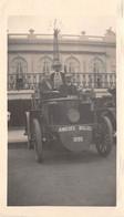 AUTOMOBILE-AMEDEE BOULEE 1899 - Cars