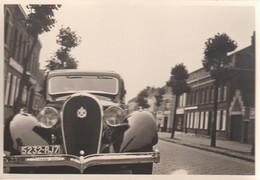 PHOTO  13 Cm  X  8  Cm  HOTSCKISS - Cars