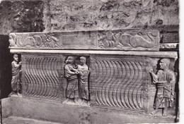 83, Saint Maximin La Sainte Baume, Basilique, Crypte Gallo Romaine, Sarcophage - Saint-Maximin-la-Sainte-Baume
