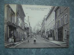 BEAUCOURT - RUE FREDERIC JAPY - Sonstige Gemeinden