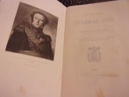 1900  ENVOI AUTOGRAPHE Girod De L'Ain VIE MILITAIRE DU GENERAL FOY NOMBREUSES CARTES / EMPIRE / HAM SOMME - Libros