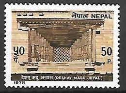 NEPAL   -   1978 .   DESHAY MADU JHYAL ** - Nepal
