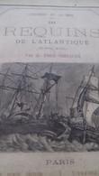 Les Requins De L'atlantique EMILE CHEVALIER Dentu 1863 - Adventure