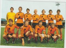 Sport : Football , World Cup 1978 :  Pays Bas- Nederland  (  Hovenkamp ,rep, Jansen, Suurbier.........) - Soccer