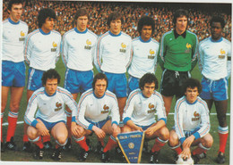 Sport : Football , World Cup 1978 :france ( Bossis,rio,bathenay,janvion,rey,platini,lacombe,dalger,rouyer......) - Fussball