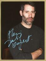 Jalil Lespert - Acteur & Réalisateur - Jolie Photo Originale Signée - Autografi