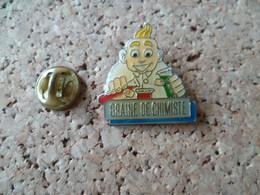PIN'S   GRAINE DE CHIMISTE - Pin's