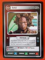Star Trek CCG (Voyager) Personnel Kazon – Rettick (uncommon) - Star Trek