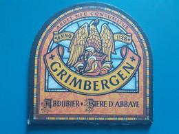 Grimbergen Bière D'Abbaye - Beer Mats