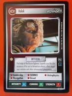 Star Trek CCG (Voyager) Personnel Kazon – Valek (uncommon) - Star Trek