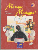 Musique, Musiques! 3e - Dossier De L'élève - Livres, Revues & Catalogues