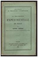 La Philosophie Expérimentale En Italie - Livres, Revues & Catalogues