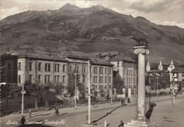 Aosta : Caserma Testafochi  ///   REF . Sept.  20   ///  N° 12.817 - Aosta