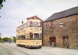 Tram/Strassenbahn Sheffield Tram 510,Tramway Museum,Crich,Matlock,Derbyshire, Ungelaufen - Tram