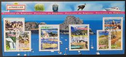 Bloc/Feuillet N° 105  Avec Oblitération Cachet à Date D'Epoque De 2007  TTB - Sheetlets