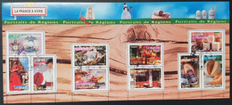 Bloc/Feuillet N° 113  Avec Oblitération Cachet à Date D'Epoque De 2007  TTB - Sheetlets