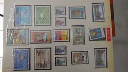L21 Très Belle Collection Afrique Dont Benin, Cameroun, Centrafrique Et Comores En Timbres Et Blocs ** A Saisir !!! - Sammlungen (im Alben)