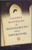 Il Manoscritto Dell'imperatore - Valeria Montaldi - Books, Magazines, Comics