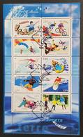Bloc/Feuillet N° 76  Avec Oblitération Cachet à Date D'Epoque De 2004  TTB - Sheetlets