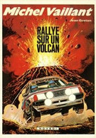 Carte Postale - BD - Michel Vaillant - Rally Sur Le Volcan - Jean GRATON - ( CP61 ) - Postkaarten