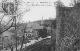 35-FOUGERES-N°T2579-A/0103 - Fougeres