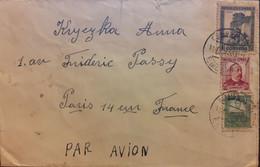 1938. Brigadas Internacionales. Carta Del Frente A Francia Guerra Civil. Civil War Spain International Brigades - 1931-50 Lettres