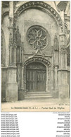 Promotion : 28 LA BAZOCHE-GOUËT. Portail De L'Eglise 1932 - Autres Communes